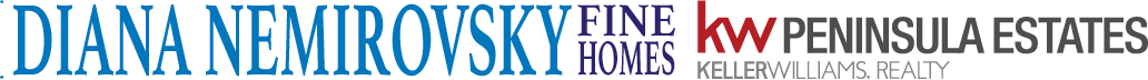 Diana Nemirovsky Fine Homes - Keller Williams Peninsula Estates